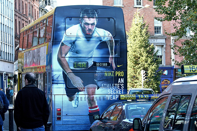 Wayne Rooney's stepping over you